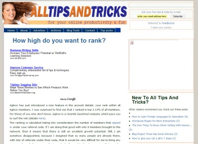All Tips and Tricks Review