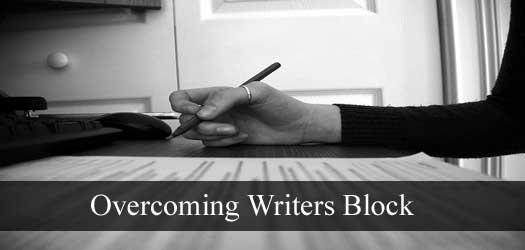 7 Tips to Overcome Writers Block