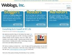 Weblogs Inc.