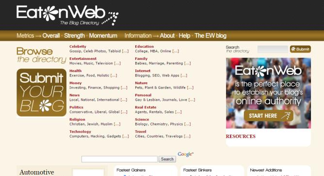 Eatonweb